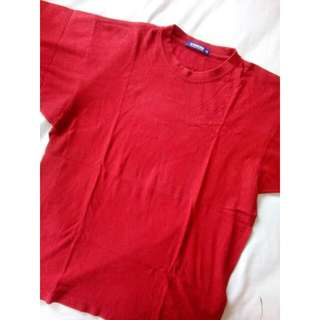 Red Basic Shirt