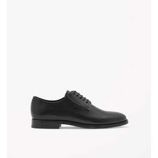 COS Leather Shoes Navy