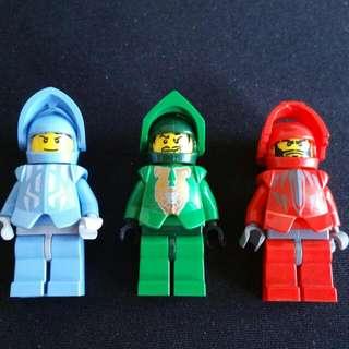 Lego Knights Kingdom Minifigures