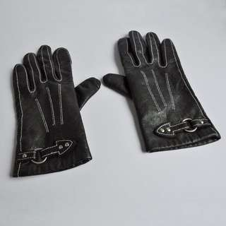 Size S/M | Leatherette Gloves