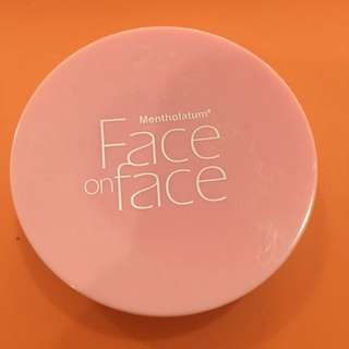 Face on Face Two way cake