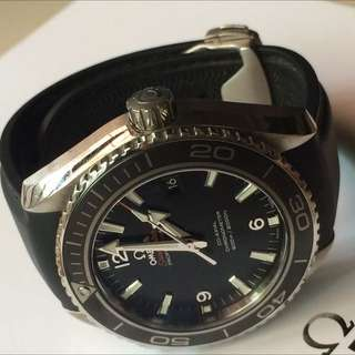 Omega Seamaster Planet Ocean Co-Axial Chronometer