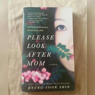 Book: Please Lool After My Mon
