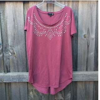 Cotton On Studded Top