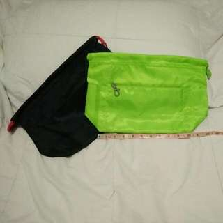 (Reduced)  Toiletries Bag ( Black Or Green)