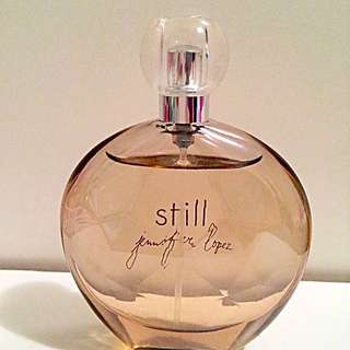 Jennifer Lopez Still Perfume
