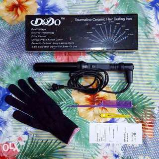 Dodo Wand Solo Rod Curler 32mm