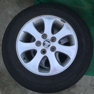 Ve Commodore Wheels And Tures