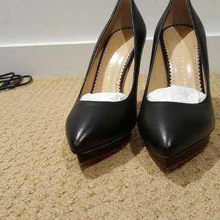 charlotte Olympia heels in size 37.5