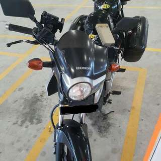 For Sale HONDA TIGER 200cc