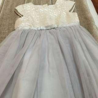 Origami Girls Dress Size 2