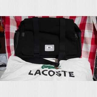 Lacoste Large Messenger Bag