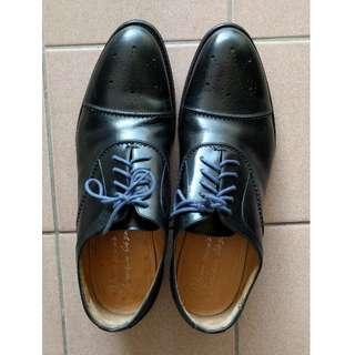 Antonio Maurizi Oxford Leather Shoe