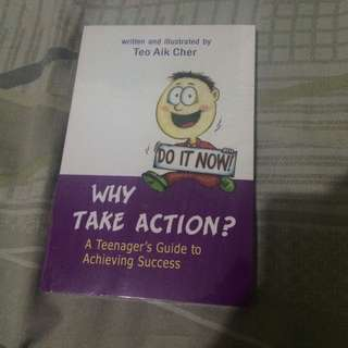 Why Take Action