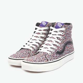 Vans Lace Up High Top Sneakers