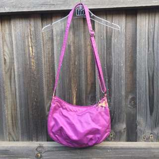 H&M Purple Purse