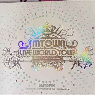 Pre-Loved SMTOWN Live World Tour Photobook