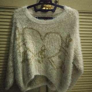 Sweater Krem
