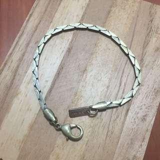 贈品區 消費滿600 可選贈 韓 質感金屬造型手鍊