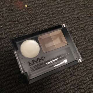 NYX Eyebrow Powder Kit
