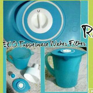 Eco By Tupperware Water Filter Pitcher