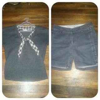 Promod Crochet, Dollhouse Shorts