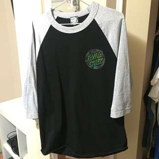 Santa Cruz 3/4 Sleeve Top
