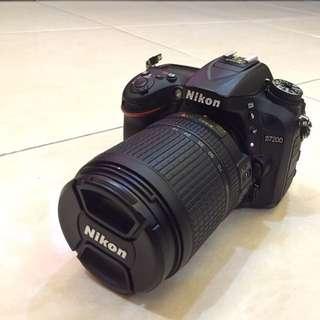 NIKON D7200,AF-S 18-140mm F3.5