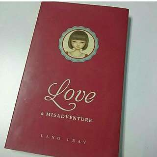 LANG LEAV Love And Musadventures