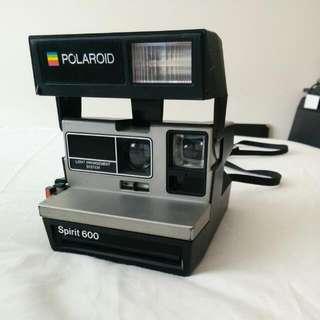 Vintage Polaroid Spirit 600