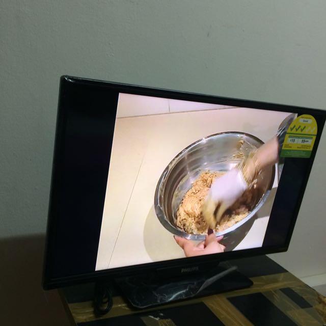 """24"""" Philips Tv"""