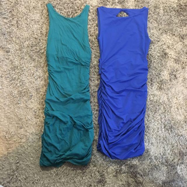 2x Kookai Dresses Size 1
