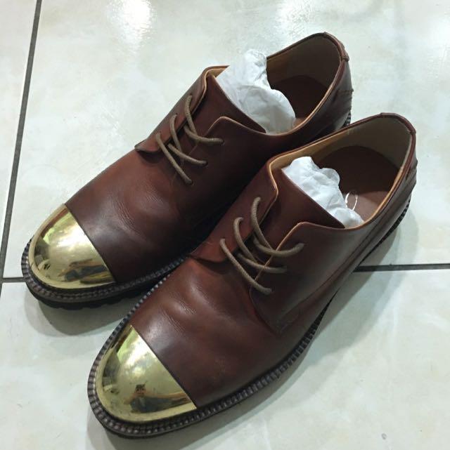 復古牛津鞋