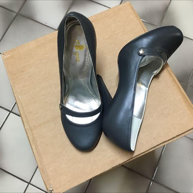 全新 復古瑪利珍鞋(37號)