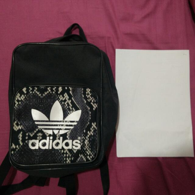 bfe6f73e52 INCLUDING POSTAGE Adidas Backpack Mini Snake Infill