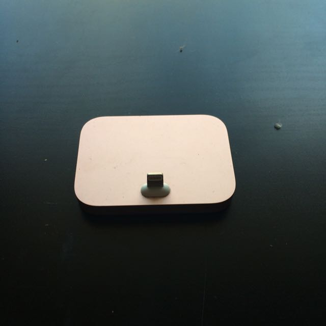 Apple iPhone 5 Charger Dock