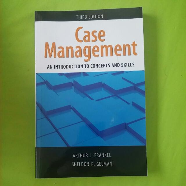 Case Management 3rd ed.