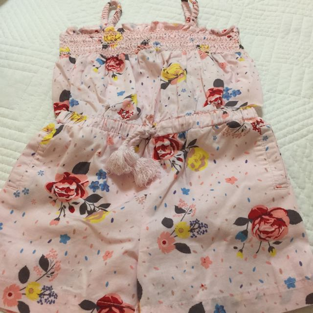 Cotton On kids Jumpsuit Size 1