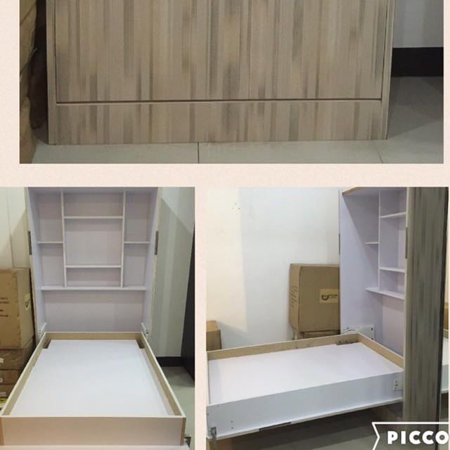 Customized Fold Up Wall Bed