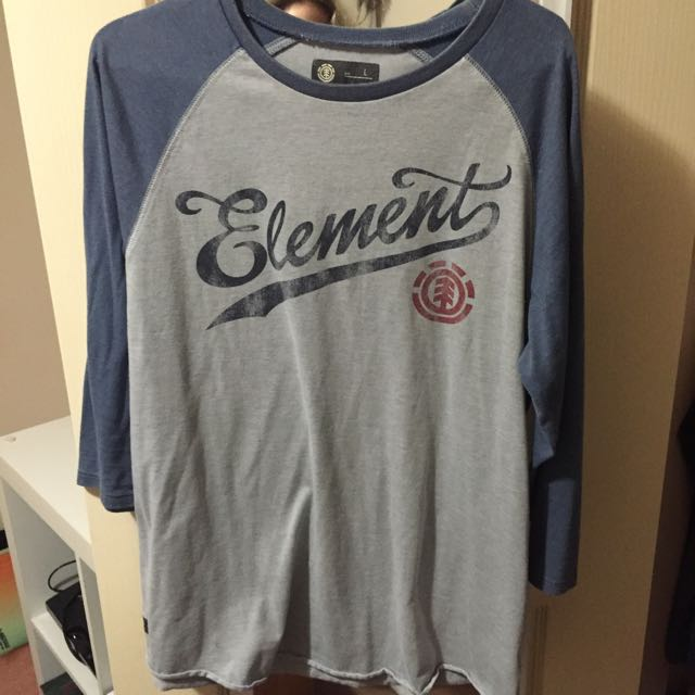 Element 3/4 Sleeve Top