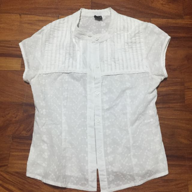 FORME White Top (Size S)