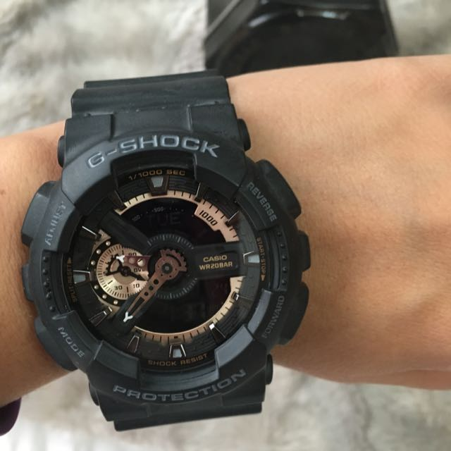 G Shock Men's Watch