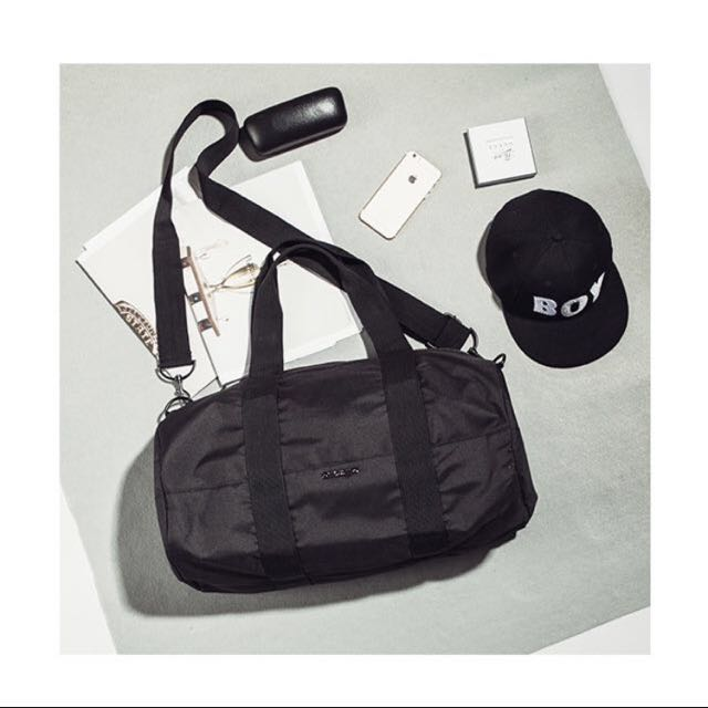 1266c4272549 Givenchy Parfum Black Gym Duffle Bag