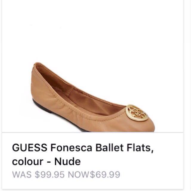 Guess Flats
