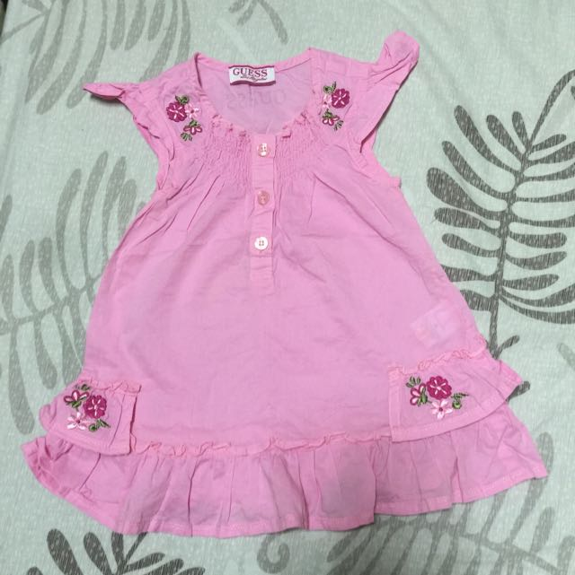 Guess Sleeveless Kid's Blouse