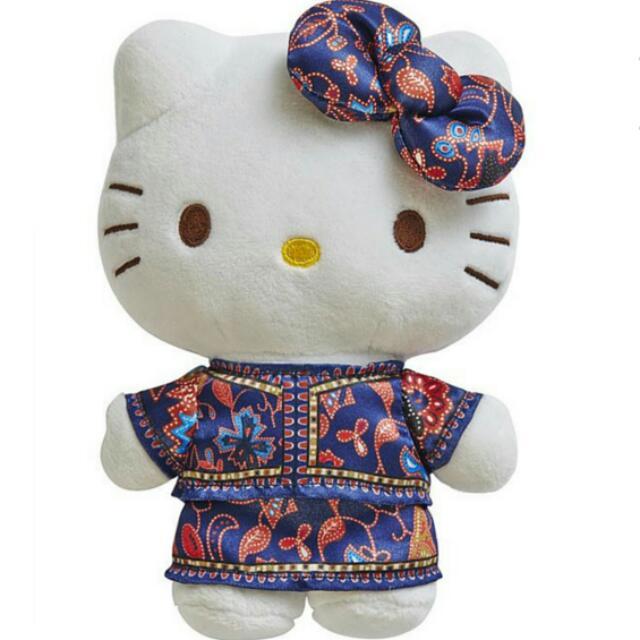 Hello Kitty Singapore SIA