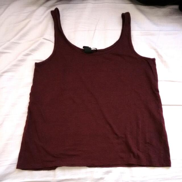 H&M Muscle tank