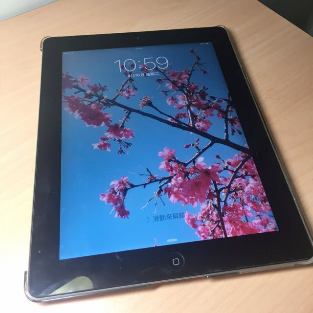 iPad 2 黑色 32GB