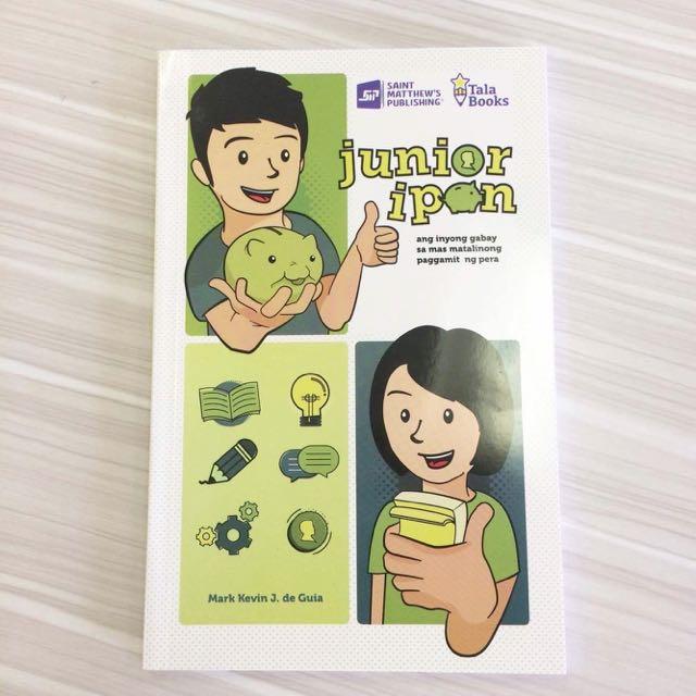Junior Ipon [Filipino - Financial Literacy Workbook]