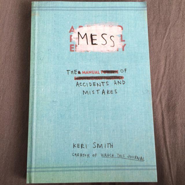 Mess - Kero Smith